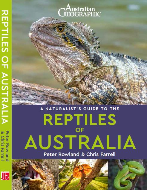 Reptiles of Australia 2nd Edition